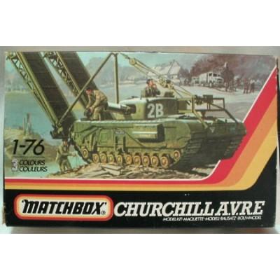 Churchill AVRE ( 1/72-1/76 code 40177 )