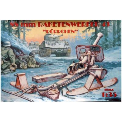 88mm Raketenwerfer 43 ( 1/35 )