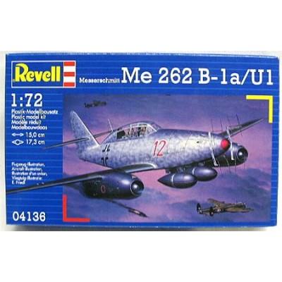Messerschmitt Me 262 B-1a/U1 ( 1/72 code 04136)