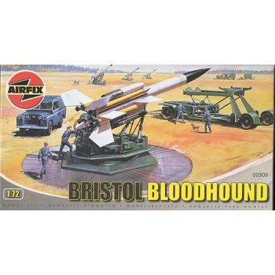 Bristol Blood Hound ( 1/72-ho/oo  code 02309 )