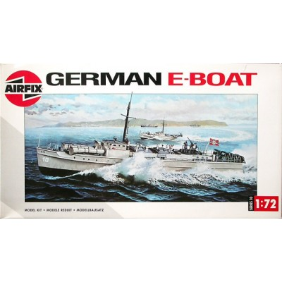 German E Boat ( 1/72 code 10280 )