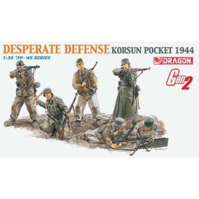 Desperate Defense Korsun Pocket 1944 ( 1/35 code 6273 )