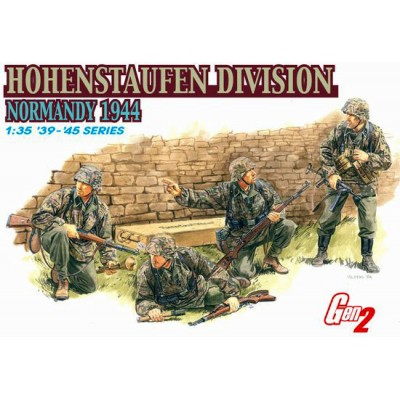 HOHENSTAUFEN DIVISION (Normady '44) ( 1/35 code 6282 )