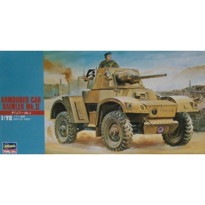 Daimler Mk.II Armoured Car ( 1/72  code 31124 )