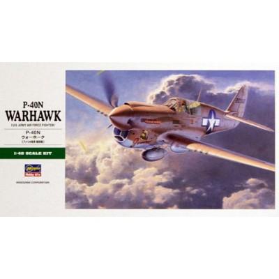 P-40N Warhawk ( 1/48 code 09088 )