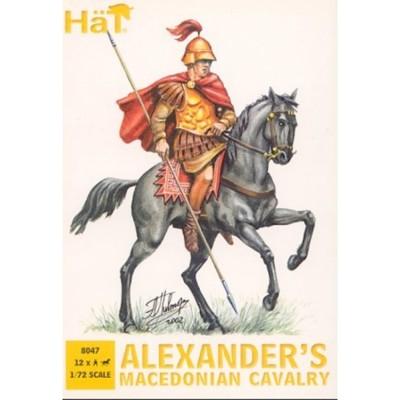 Alexander's Macedeonian Cavalry ( 1/72 code 8047 )