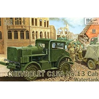 Chevrolet C15A No.13 Water Truck (1/72 code 72012 )