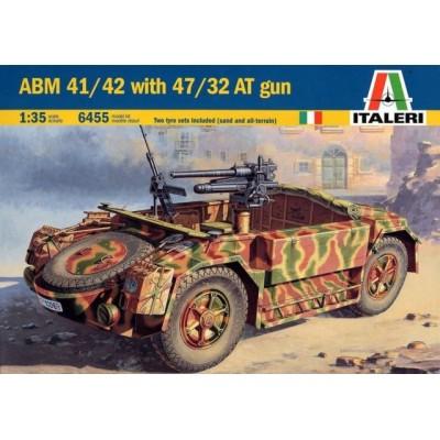 ABM42 with 47/32 gun ( 1/35 code 6455 )