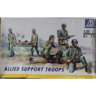 Allied Support Troops ( 1/35 code 354 )