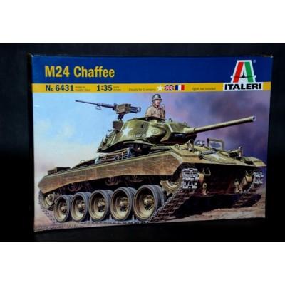 M24 Chaffee ( 1/35 code 6431 )