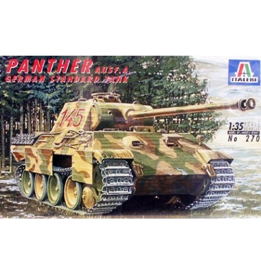 Panther Ausf A German Standard Tank ( 1/35 code 270 )