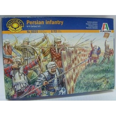 Persian Infantry ( 1/72 code 6025 )