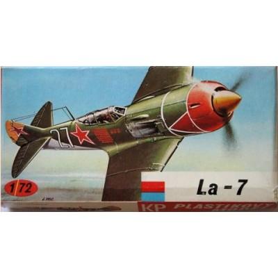KP lavockin La-7 (1/72 code 6)
