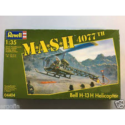 M.A.S.H. Bell H-13H (1/35 code 04404 )