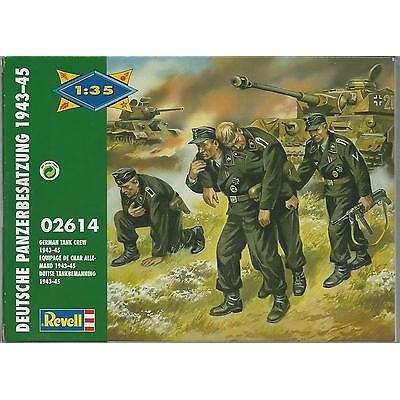 Deutsche Panzerbesatzung 1943-45 (1/35 code 02614)