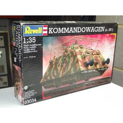 Kommandowagen (s. Sp.) ( 1/35 code 03034 )