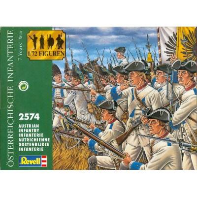 Austrian Infantry (1/72 code 2574 )