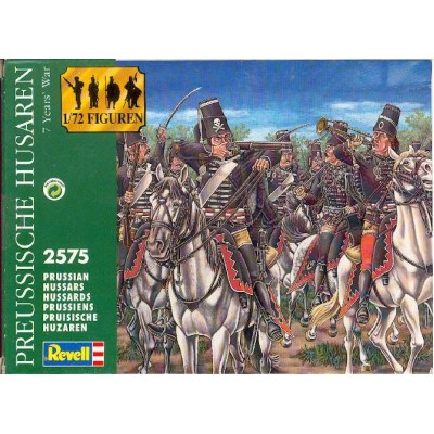 Prussian Hussars (1/71 code 2575)