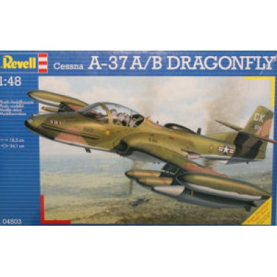 Cessna A-37 A/B Dragonfly (1/48 code 04503 )