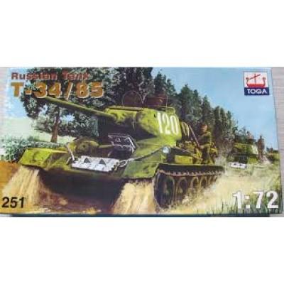 T-34/85  (1/72 code 251)