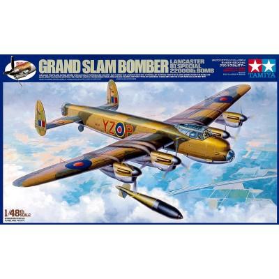 Grand Slam Bomber Lancaster B.I Special 22000lb. Bomb ( 1/48 code 61504 )