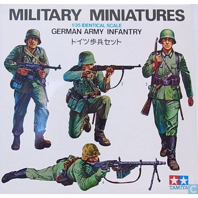 German Army Infantry ( 1/35  code 35002 )