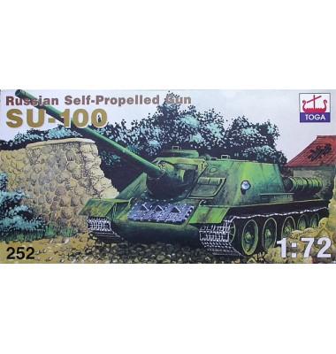 SU-100 (1/72 code 252)