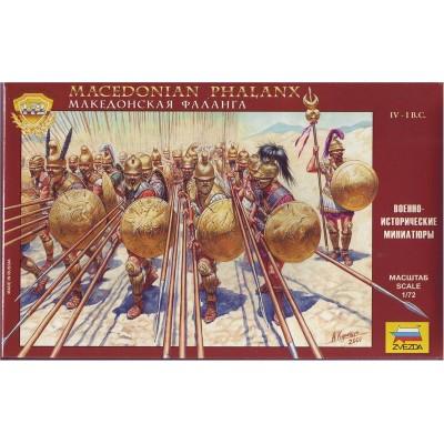 Macedonian Phalanx IV - I B.C.( 1/72 code 8019)