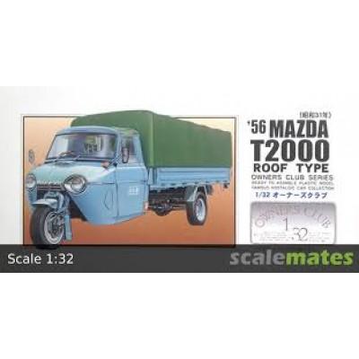 1956 Mazda T2000 Roof Type ( 1/32 code 31061 )