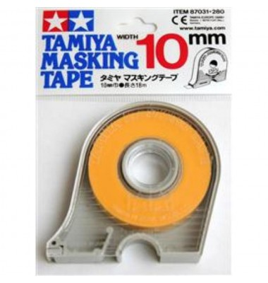 Tamiya masking tape 10mm with dispenser