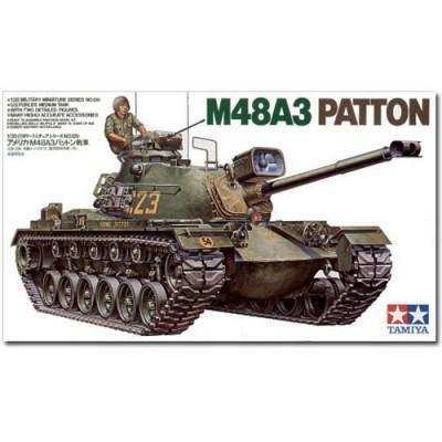 U.S. M48A3 Patton Tank ( 1/35 code 35120 )