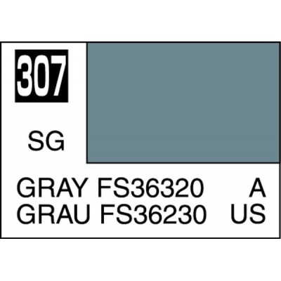 Gunze-Mr.color gray FS 36320