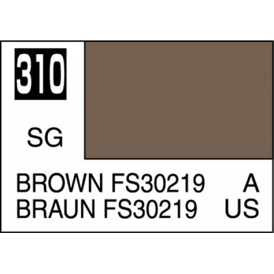 Gunze-Mr.color brown FS 30219