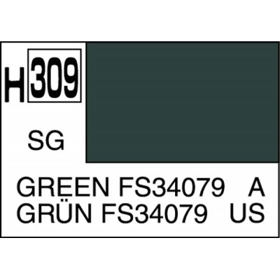 Gunze-hobby color green FS 34079