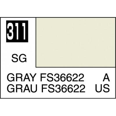 Gunze-hobby color gray FS 36622