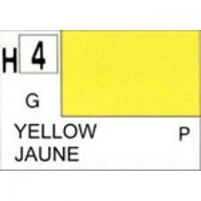 h004 Gunze-hobby color yellow H 4