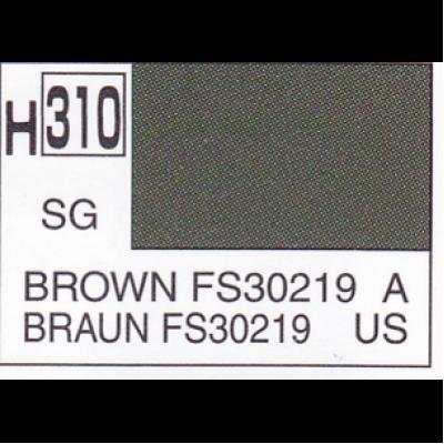 Gunze-hobby color brown FS 30219
