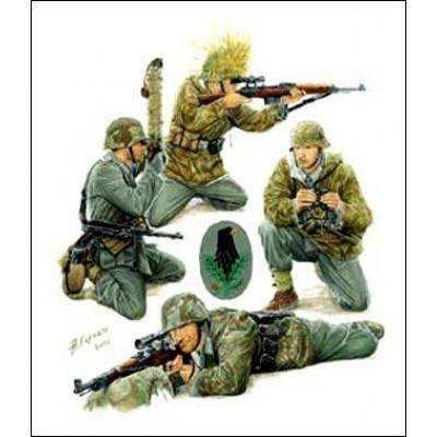 German Sniper Team WWII ( 1/35 code 3595 )